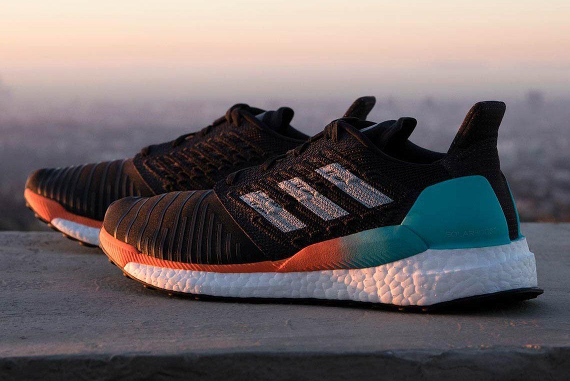 Adidas Solarboost Black Cq3168 Sneaker Freaker
