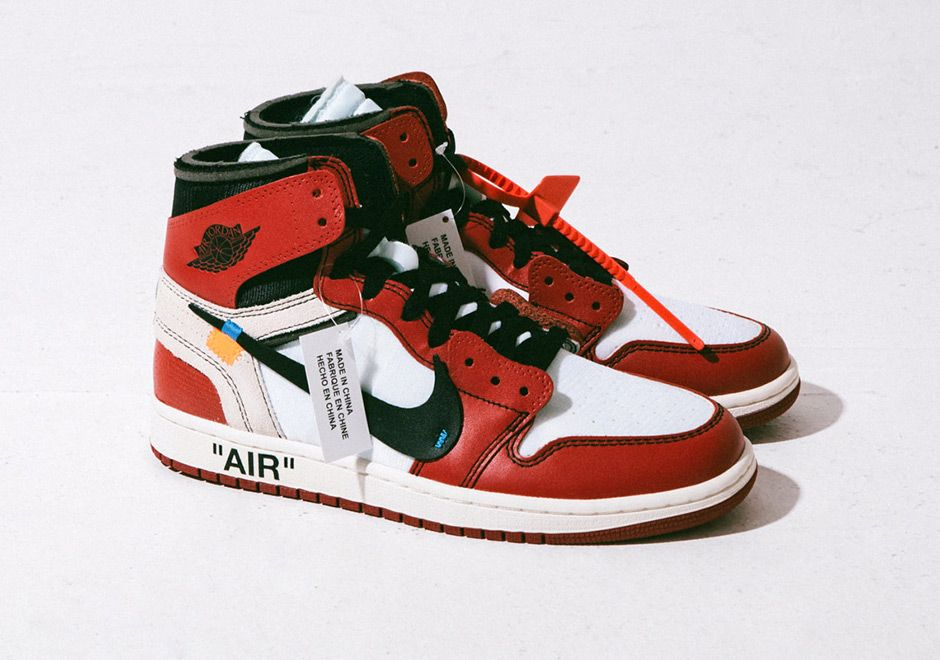 Air Jordan 1 Off White 1