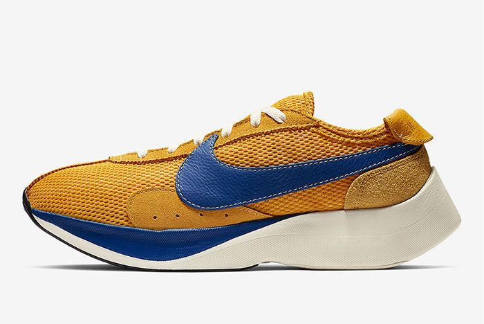 Nike Moon Racer Bv7779 700 Yellow 1