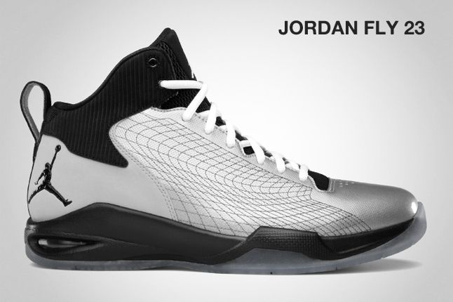 Jordan Fly 23 Tech Grey 1