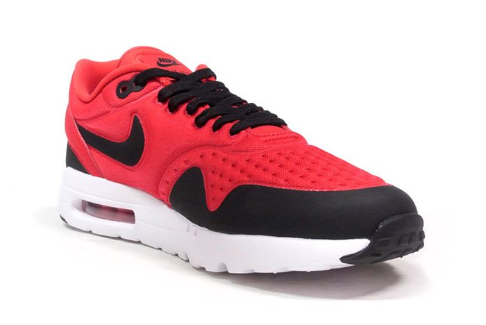 Nike Air Max 1 Ultra Se Red Black 2