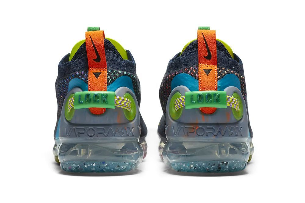 Nike Air VaporMax 2020 FlyKnit Heel