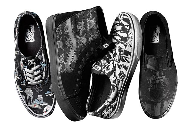 Star Wars X Vans Holiday Collection 8