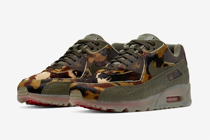 The Nike Air Max 90 Heads to the Jungle