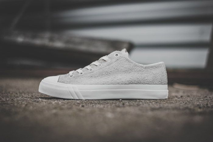 Pro Keds Royal Low Hairy Suede Grey 7