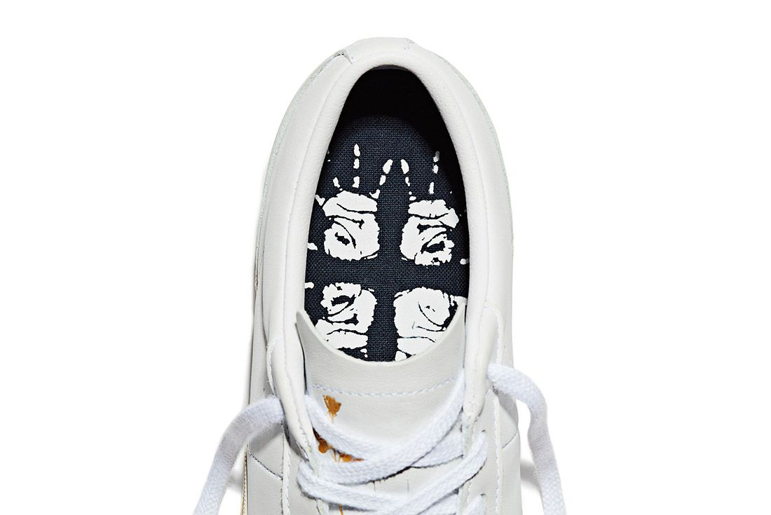 Sage Elsesser Converse Cons One Star Cc Pro White 5