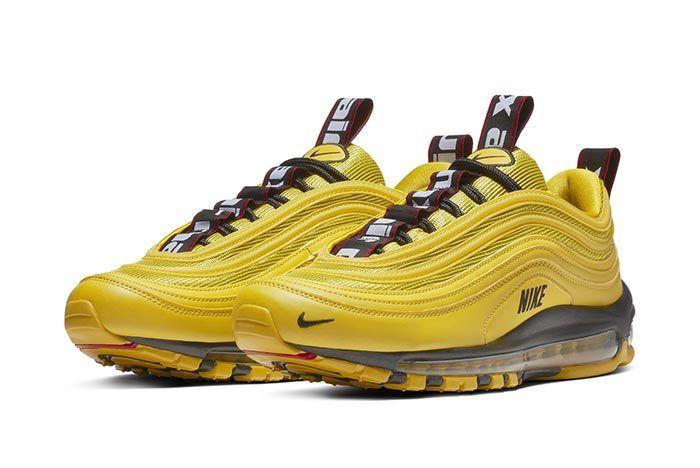 Nike Air Max 97 Yellow 1