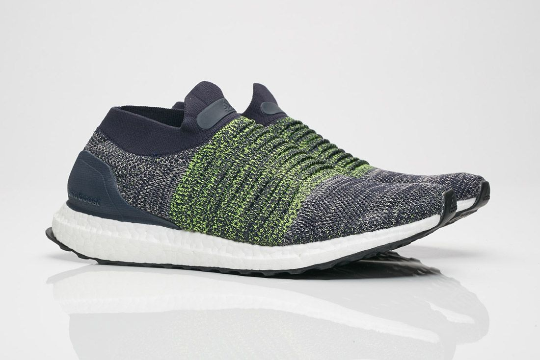 Adidas Ultraboost Laceless Legend Ink 6