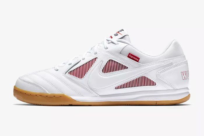 Supreme X Nike Sb Lunar Gato 10