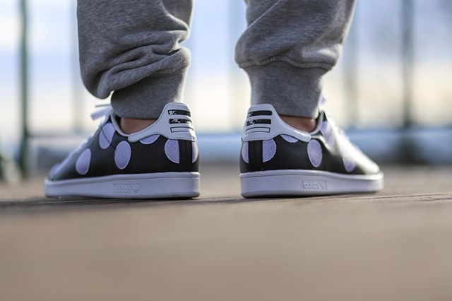 Pharrell X Adidas Big Dot Stan Smith Pack
