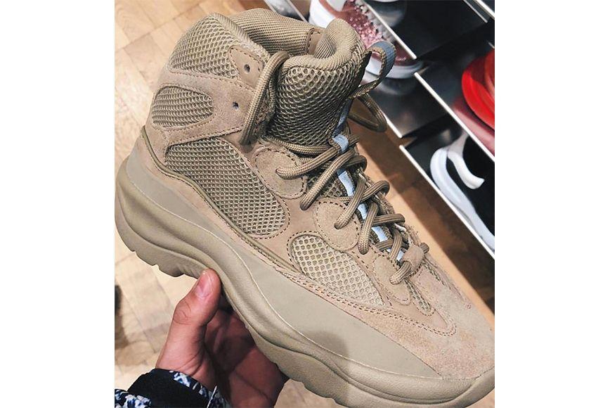 Yeezy Season 6 Boot First Look 01 Sneaker Freaker