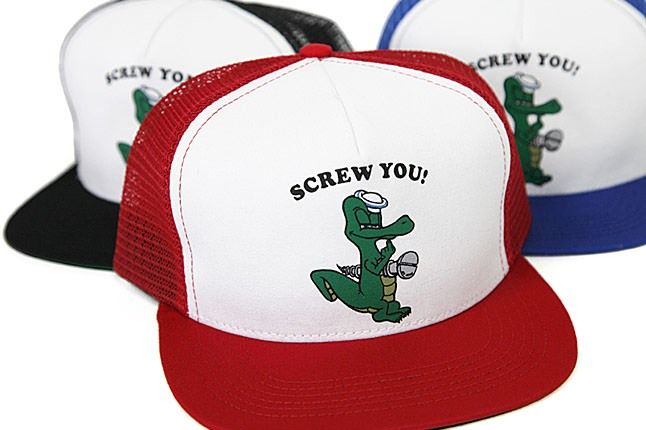 Huf Summer Delivery Hat 2 2