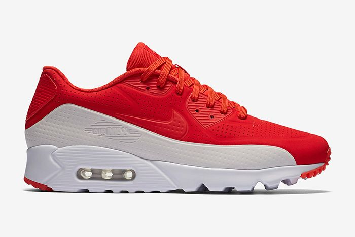 Nike Air Max 90 Ultra Moire Light Crimson7