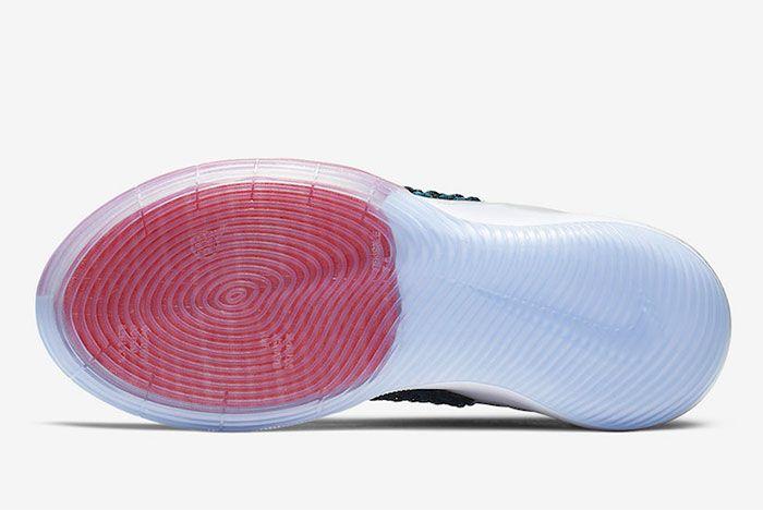 Nike Alphadunk Vince Carter Dunk Of Death Sole