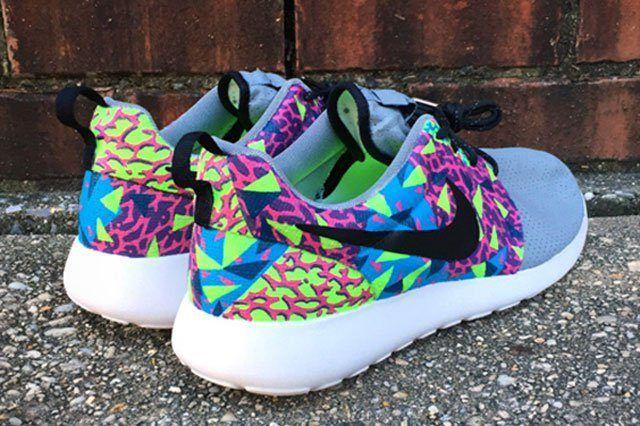 Nike Roshe Run Bel Air Customs 3