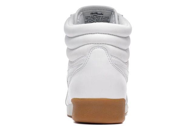 Reebok Freestylehi Wht Gum Heel Profile 1
