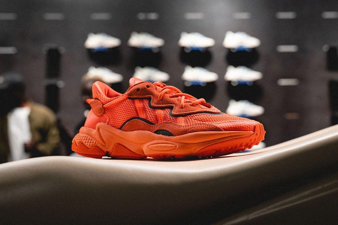 Adidas Ozweego 2019 Sneaker Freaker London Launch Crowd Shot Sneaker Shots10