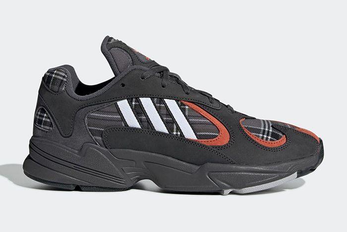 Adidas Yung 1 Plaid 1