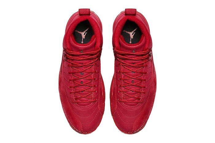 Air Jordan 12 Gym Red Official 3