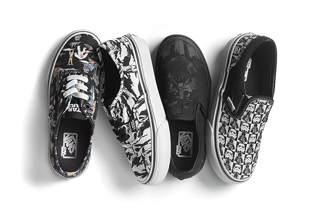 Star Wars X Vans Holiday Collection 3