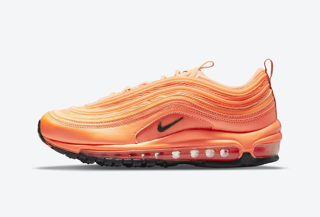Nike Air Max 97 Orange/Black