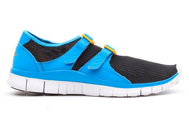 Nike Free Sock Racer Candy Pack Photo Blue Side 1