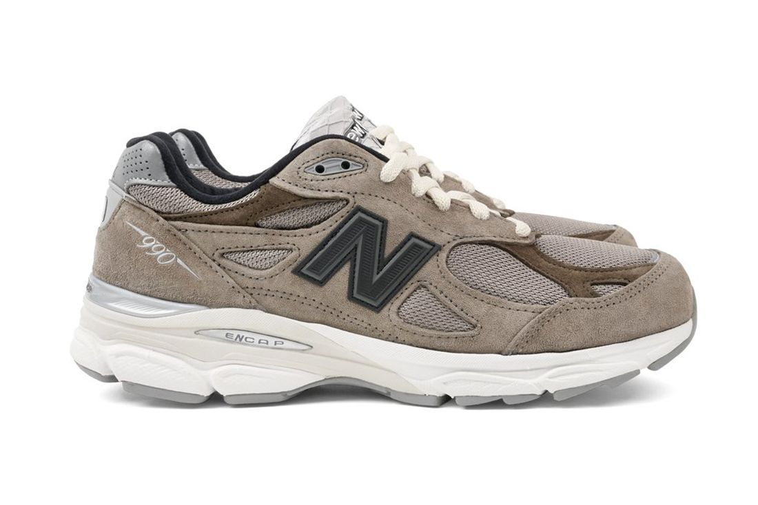 Jjjjound New Balance 990V3 Lateral