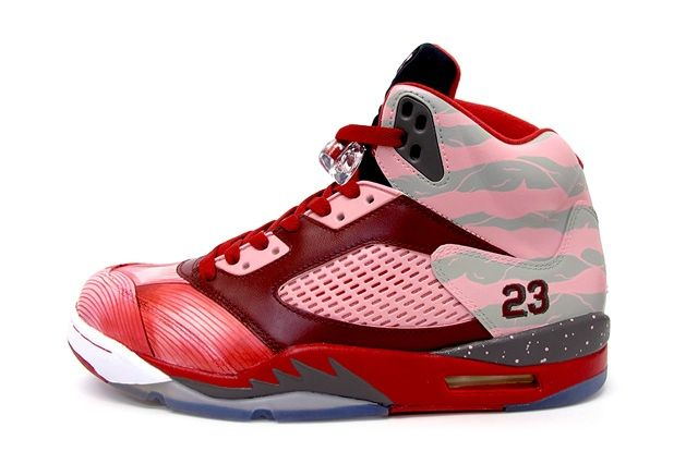 Sekure D Custom Air Jordan V Seconds Please 2