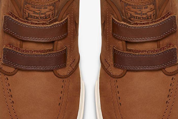 Nike Stefan Janoski Baroque Brown 9