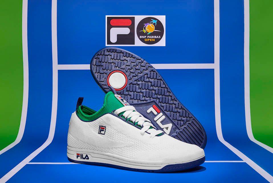 Fila Bnp Paribas Open Capsule 05 Sneaker Freaker