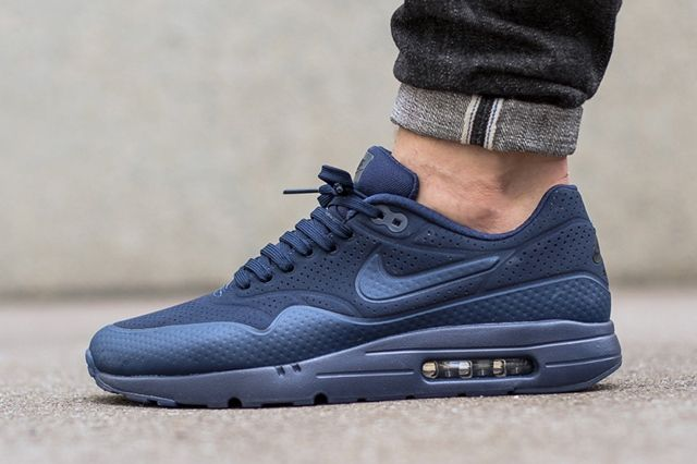 Nike Air Max 1 Ultra Moire Navy 3