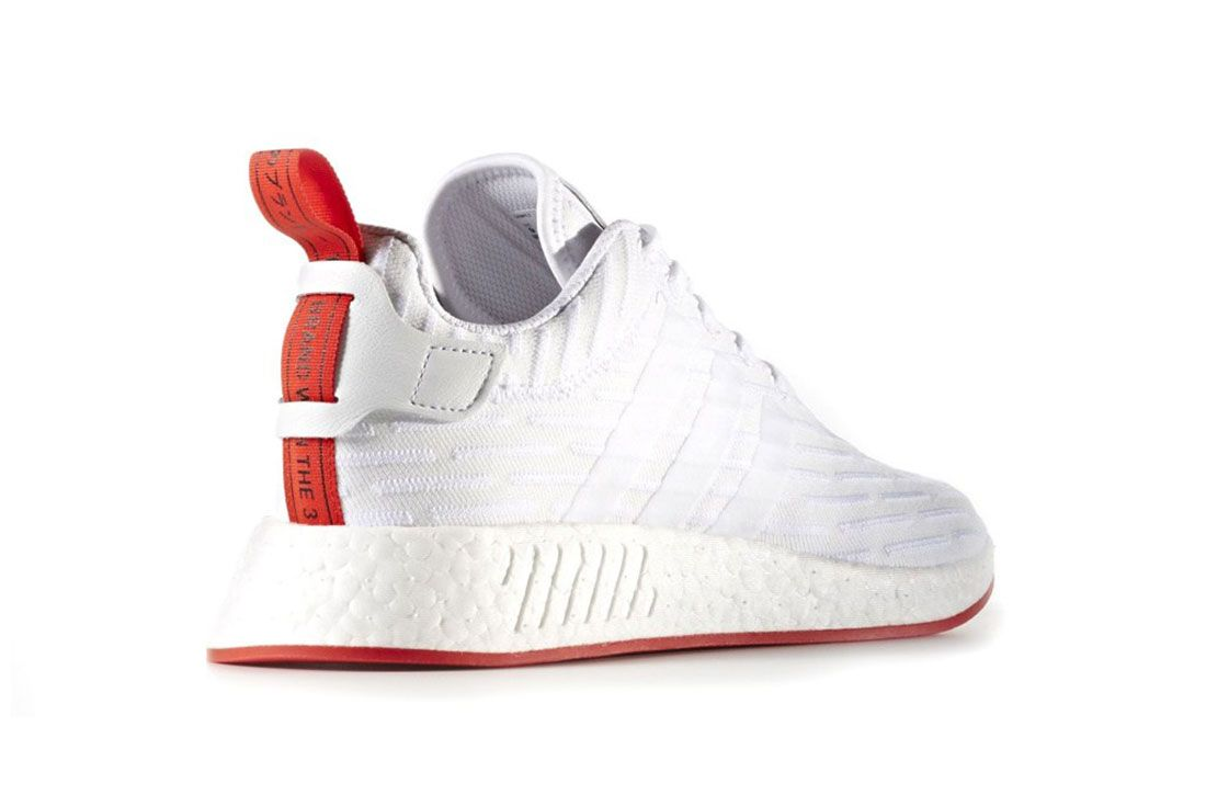 Adidas Nmd R2 Red Sole 2