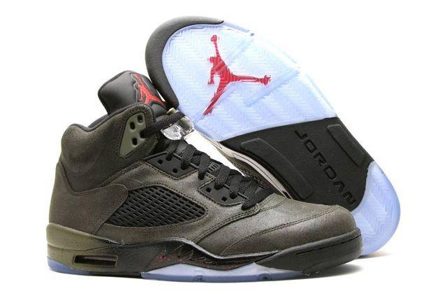 Air Jordan 5 Fear 6