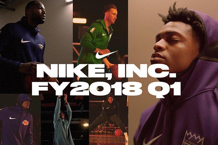 Nike Earnings Report 1