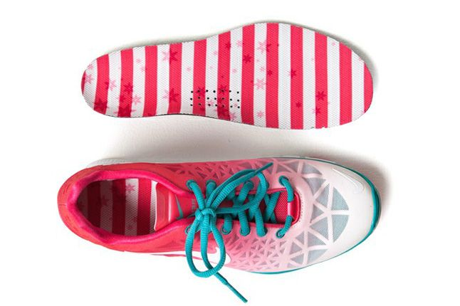 Nike Free Tr Fit 3 Nagoya Womens Marathon Top View 1