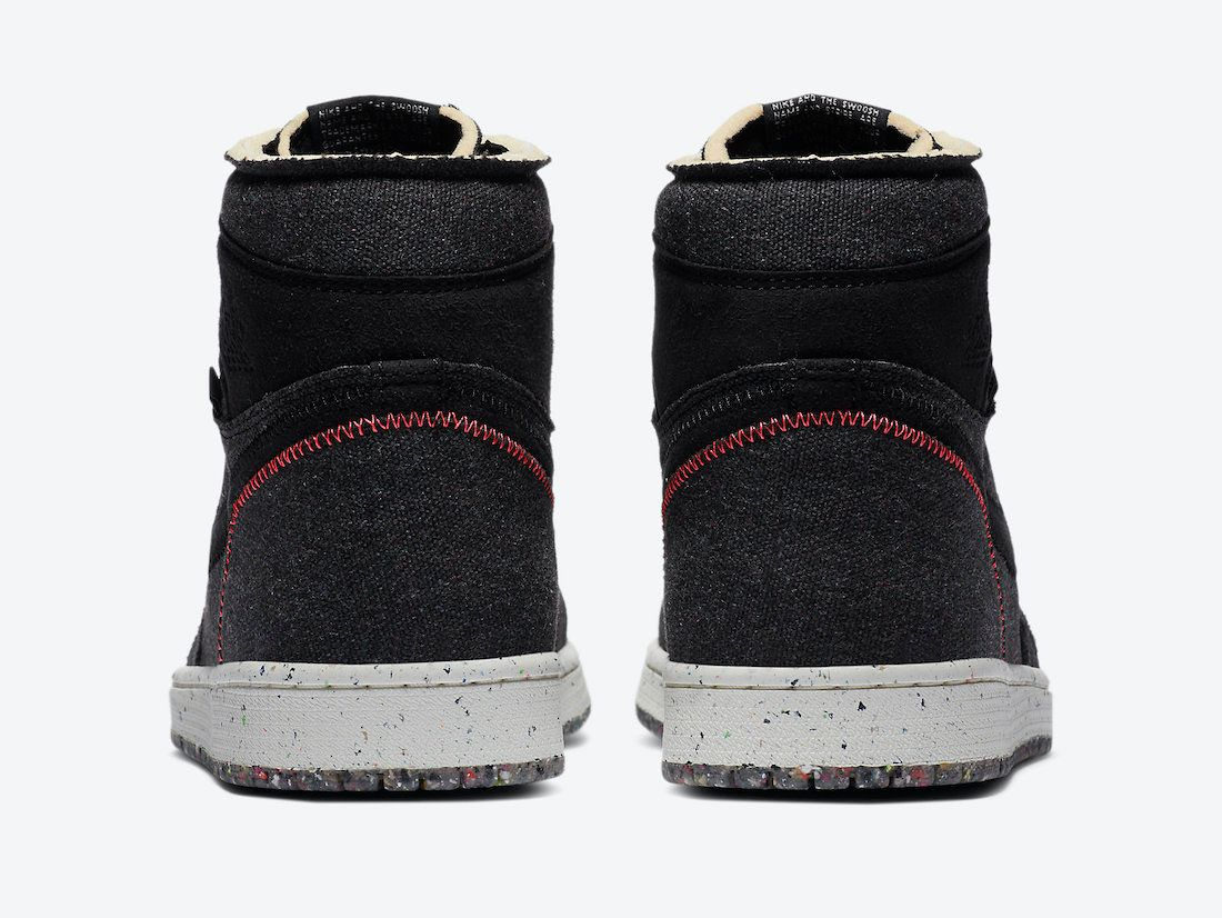The Air Jordan 1 Crater