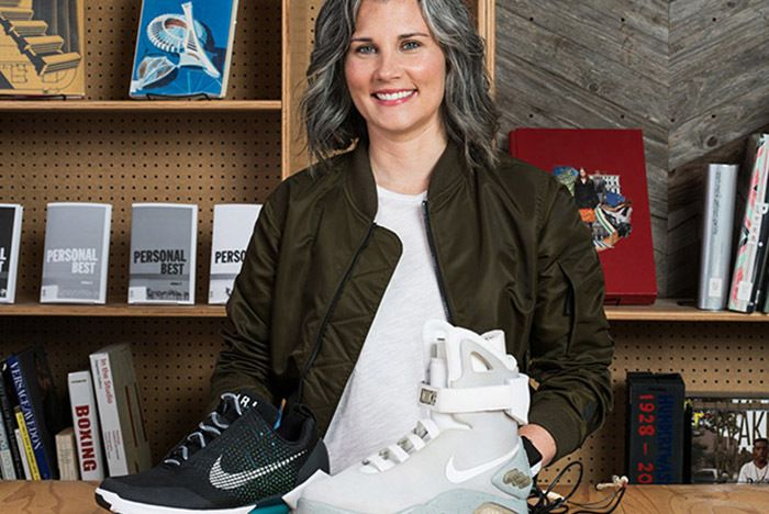 Tiffany Beers Shoezeum Nike Mag