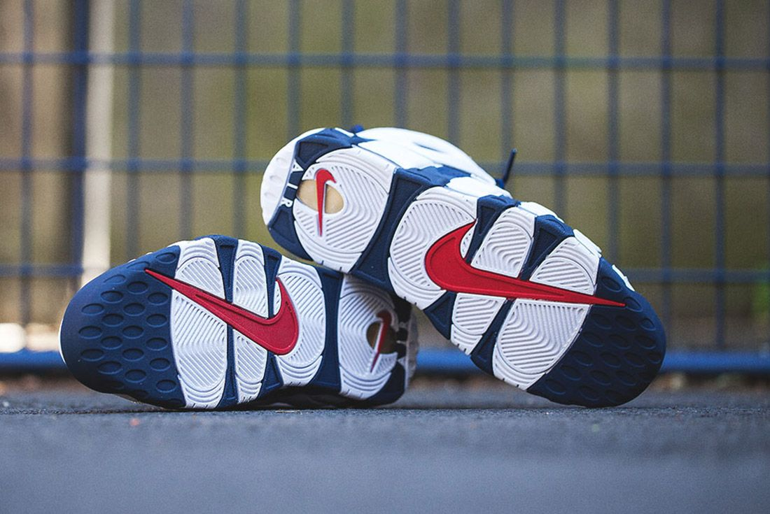 Nike Air More Uptempo Olympic 7