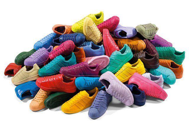 Adidas Superstar Supercolor Full Range 2