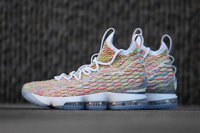 Le Bron 15 Fruity Pebbles Revealed 2