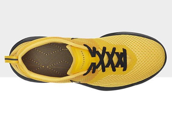 Livestrong Sneaker Yellow 2