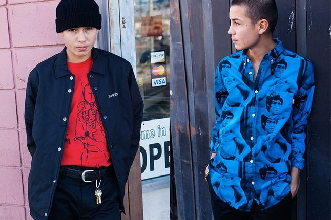 Supreme Bruce Lee Fw13 Capsule Collection 6
