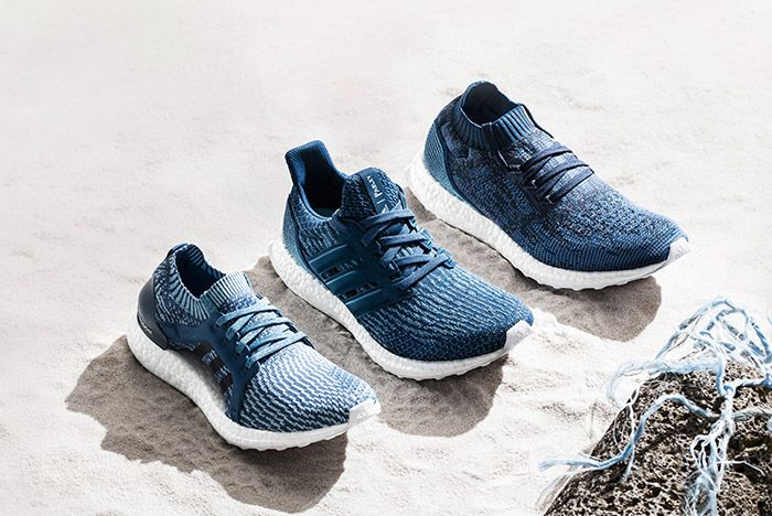 Parley For The Oceans Adidas Boost New Thumb