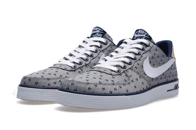 Nike Air Force 1 Ac Prm Qs Navy Pack 10