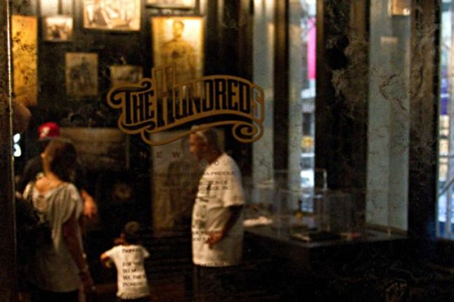 The Hundreds New York Store First Look Front 1