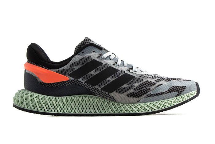 Adidas 4D Run 1 0 Footwear White Core Black Fw1233 Release Date Info 13