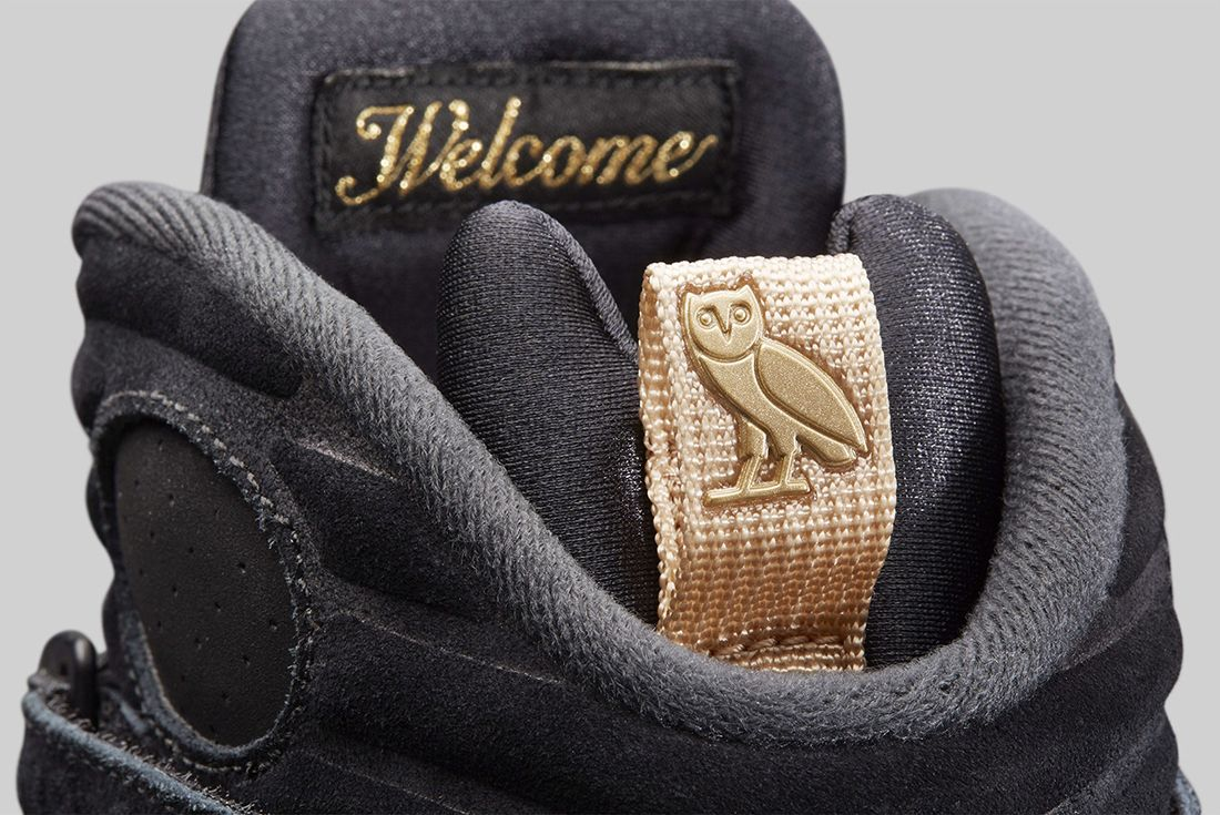 Drake X Air Jordan 8 Ovo 5