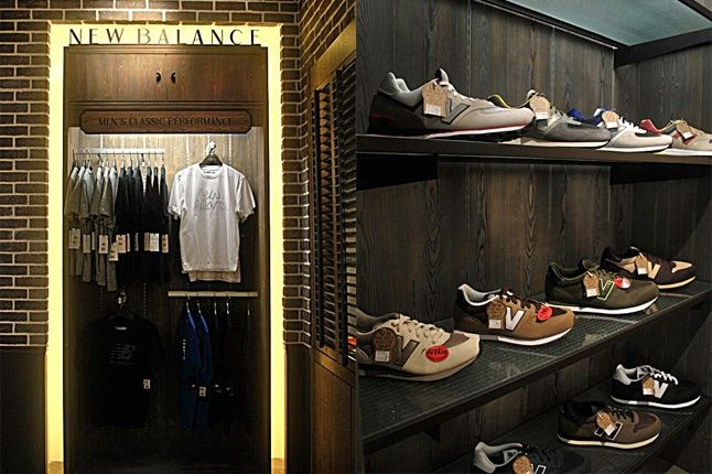 New Balance Past Present Future Malaysian Concept Store 3 1