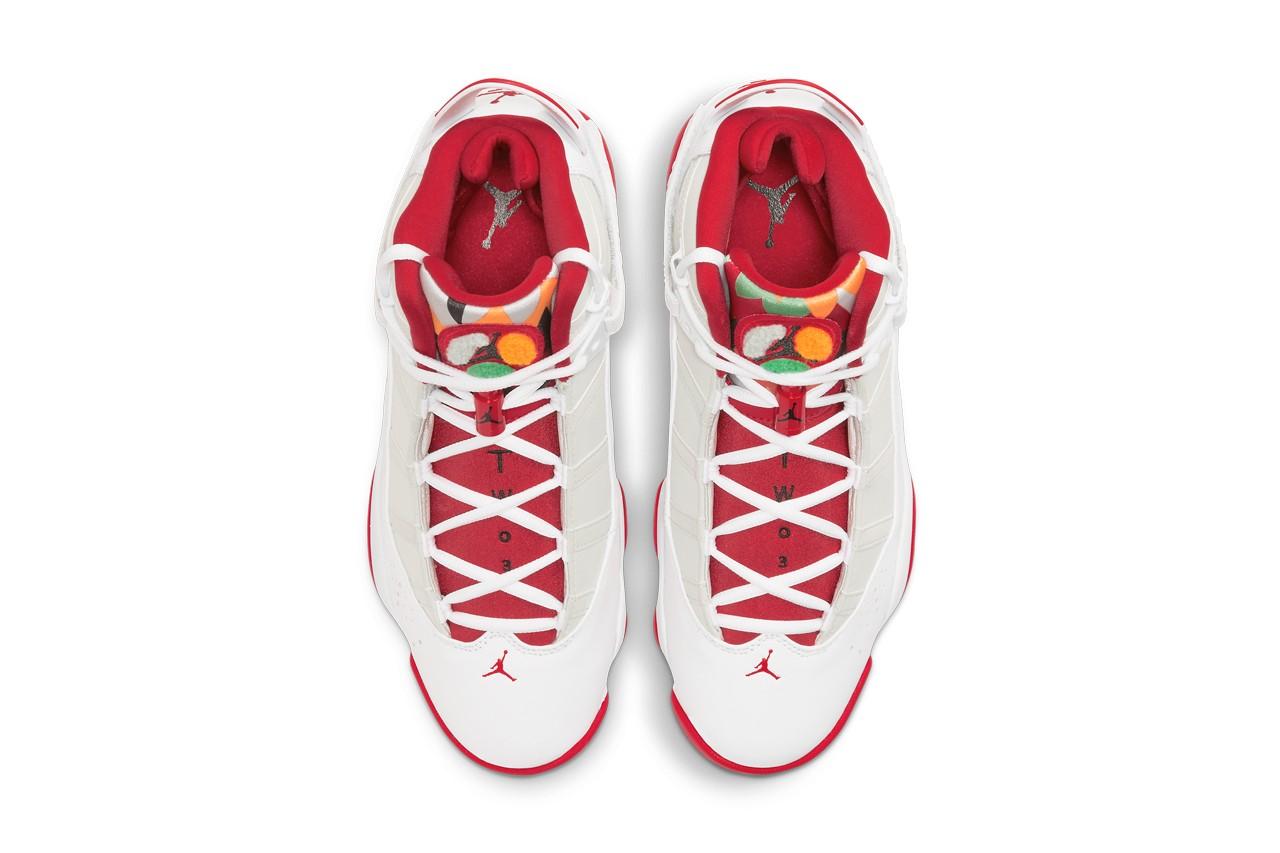 Jordan 6 Rings Hare DD5077-105