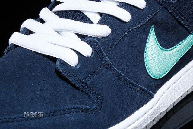 Nike Sb Dunk Low Crystal Mint 4